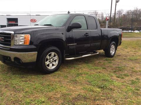 2007 GMC Sierra 1500 for sale in Branford, CT