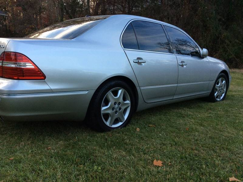 2004 Lexus LS 430 4dr Sedan - Branford CT