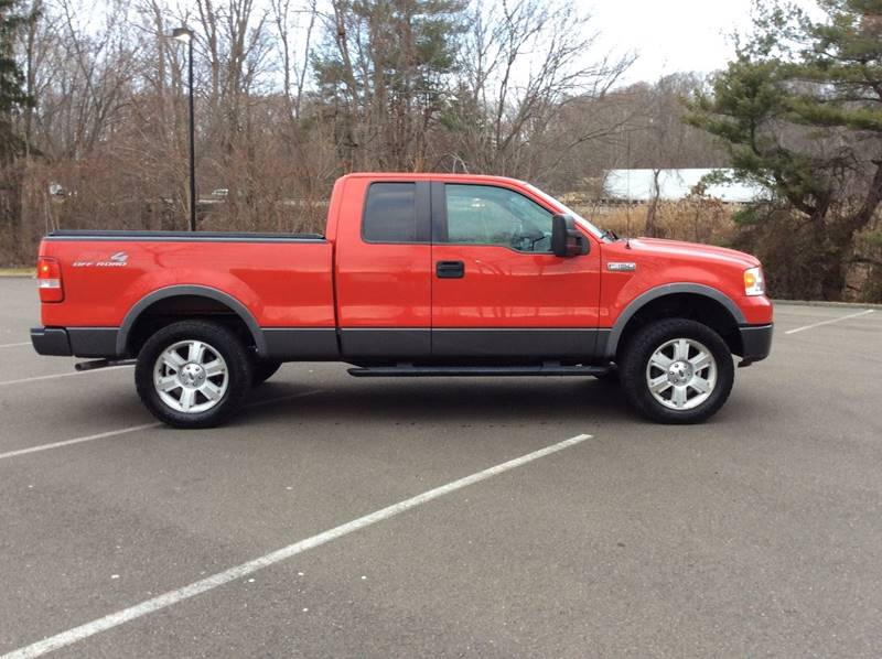 2007 Ford F-150 FX4 4dr SuperCab 4WD Styleside 6.5 ft. SB - Branford CT