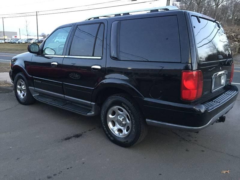 2001 Lincoln Navigator 4WD 4dr SUV - Branford CT