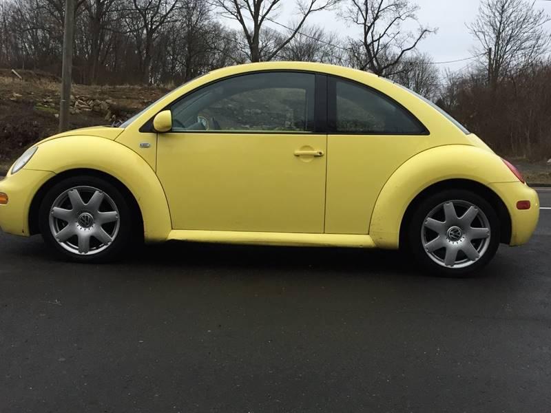 2001 Volkswagen New Beetle 2dr GLX 1.8T Turbo Hatchback - Branford CT
