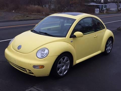2001 Volkswagen New Beetle for sale in Branford, CT