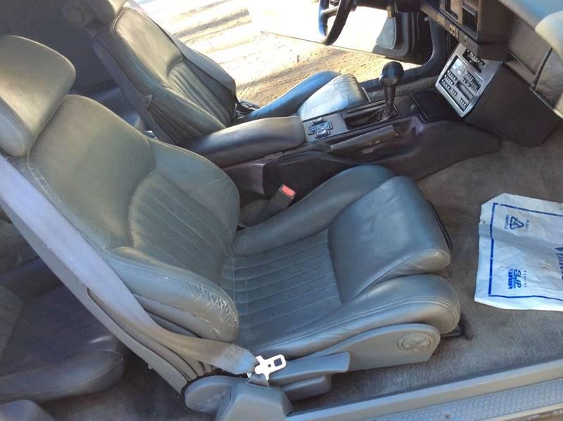 1988 Pontiac Firebird Trans Am GTA 2dr Hatchback - Branford CT