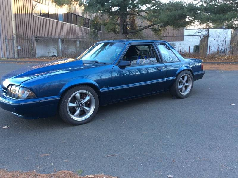 1987 Ford Mustang LX 2dr Coupe - Branford CT