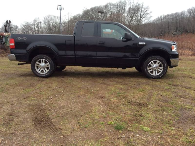 2006 Ford F-150 Lariat 4dr SuperCab 4WD Styleside 6.5 ft. SB - Branford CT
