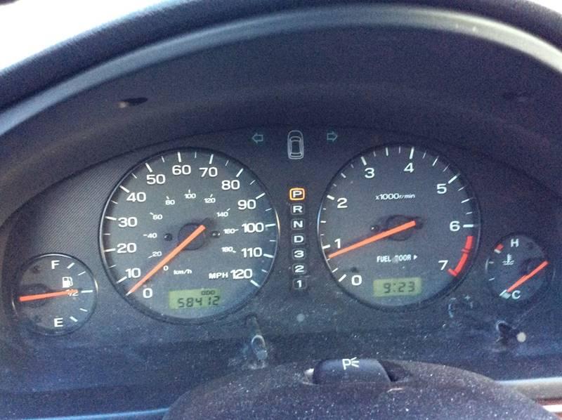 2000 Subaru Outback AWD Limited 4dr Sedan - Branford CT
