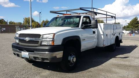 2003 Chevrolet C/K 3500 Series for sale in Kennewick WA
