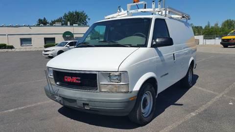 2000 GMC Safari Cargo for sale in Kennewick, WA