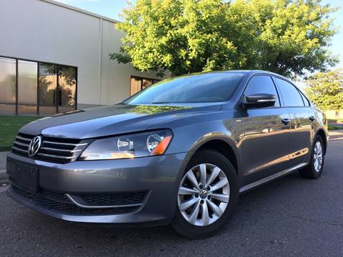2014 Volkswagen Passat for sale in Sacramento, CA
