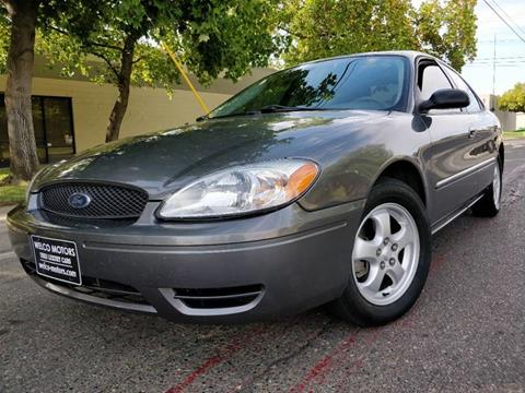 2005 Ford Taurus for sale in Sacramento, CA