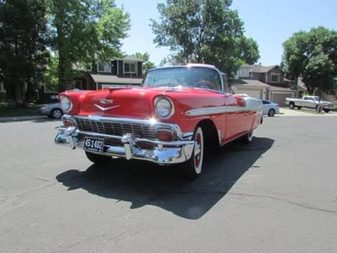 Chevy Dealership Sacramento >> 1956 Chevrolet Bel Air For Sale - Carsforsale.com
