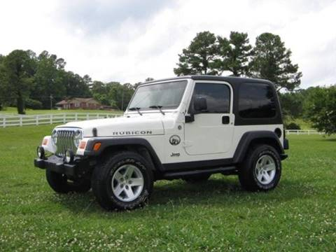 2005 Jeep Wrangler For Sale Carsforsale Com