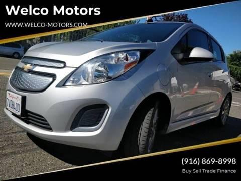2016 Chevrolet Spark EV for sale in Rancho Cordova, CA