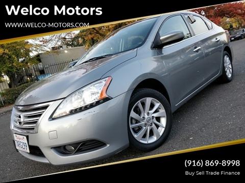 2013 Nissan Sentra for sale in Rancho Cordova, CA