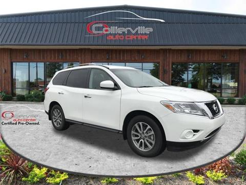 2016 Nissan Pathfinder for sale in Collierville, TN