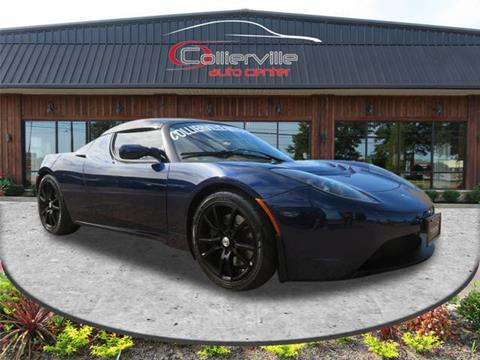 2010 Tesla Roadster for sale in Collierville, TN