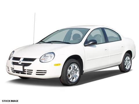 2005 Dodge Neon for sale in Collierville, TN