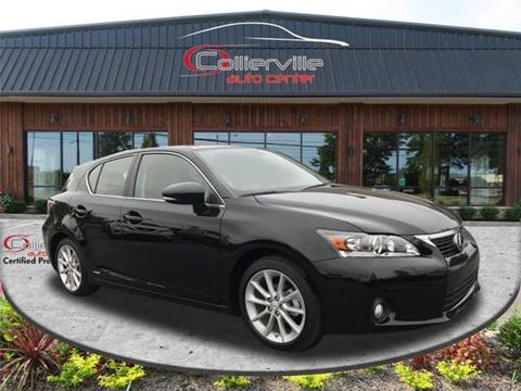 2012 Lexus CT 200h for sale in Collierville, TN