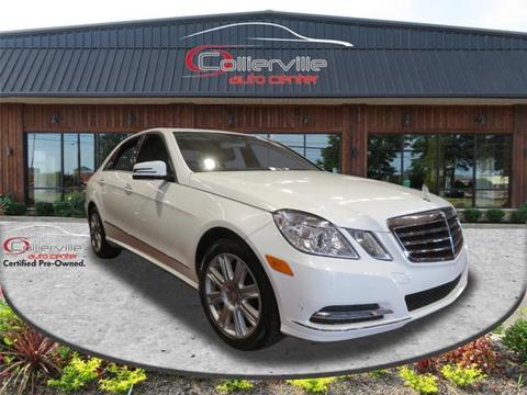 Mercedes benz for sale in collierville tn for Mercedes benz collierville tn