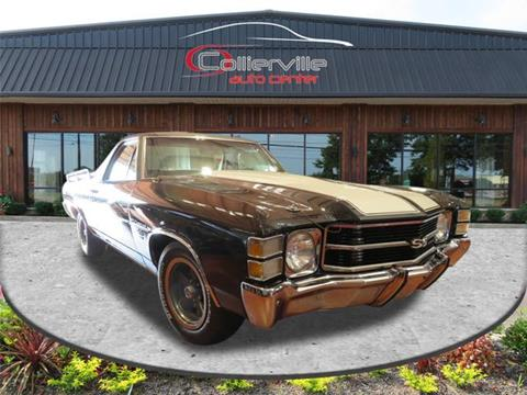 1970 Chevrolet El Camino For Sale  Carsforsalecom