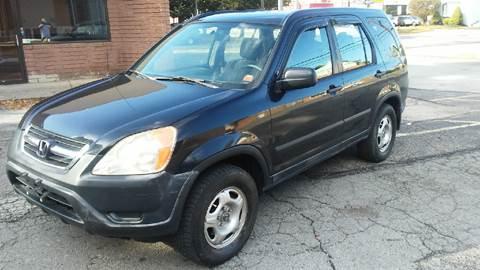 2002 Honda CR-V for sale in Cleveland, OH