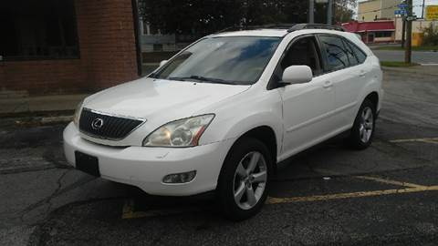 2007 Lexus RX 350 for sale in Cleveland, OH