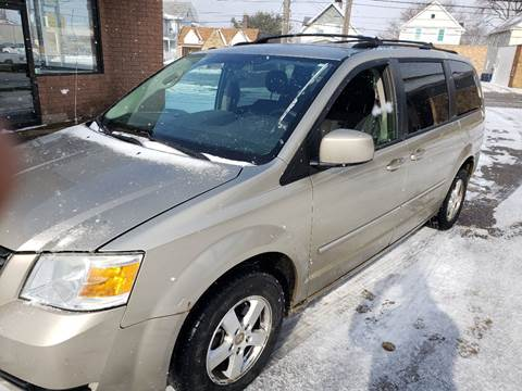 2008 Dodge Grand Caravan SXT for sale at USA AUTO WHOLESALE LLC in Cleveland OH