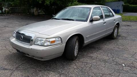 2007 Mercury Grand Marquis for sale in Cleveland, OH