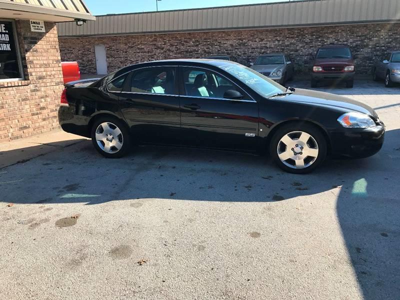 2009 Chevrolet Impala Ss >> 2009 Chevrolet Impala Ss 4dr Sedan In Springfield Mo S S