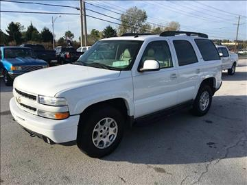 2005 Chevrolet Tahoe for sale in Springfield, MO