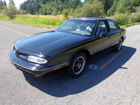 1999 Oldsmobile Eighty-Eight for sale in Centralia, WA