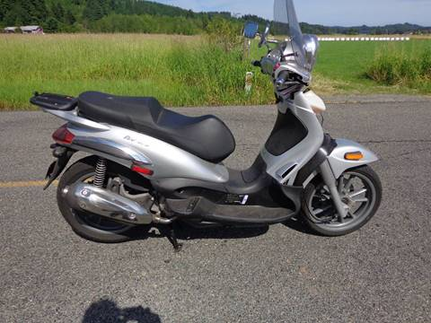 2010 Piaggio BV300 TOURING for sale in Centralia, WA