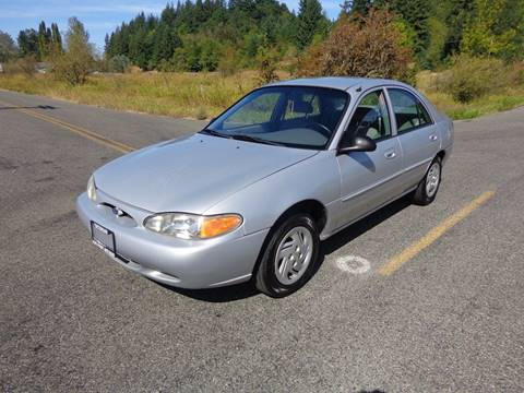 2002 Ford Escort for sale in Centralia, WA
