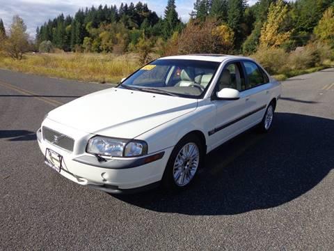 2001 Volvo S80 for sale in Centralia, WA