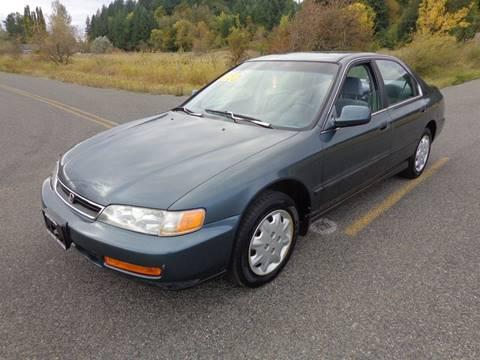 1997 Honda Accord for sale in Centralia, WA