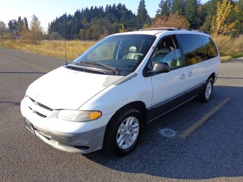 1996 Dodge Grand Caravan for sale in Centralia, WA