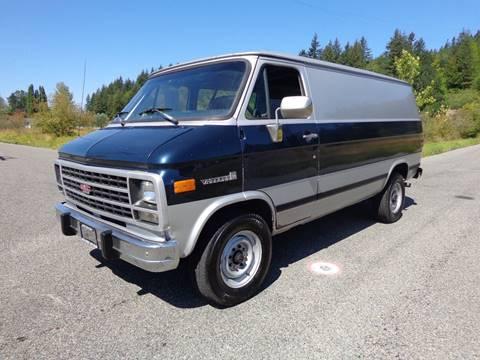 1994 GMC Vandura for sale in Centralia, WA