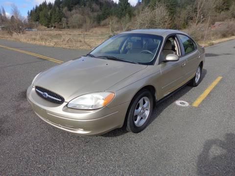 2000 Ford Taurus for sale in Centralia, WA