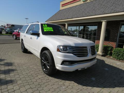 2015 Lincoln Navigator L for sale in Bowling Green, OH