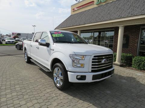 2015 Ford F-150 for sale in Bowling Green, OH