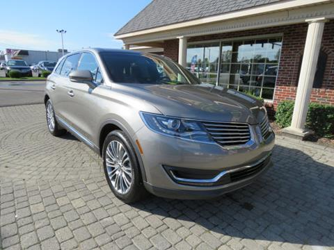 2017 Lincoln MKX for sale in Bowling Green, OH