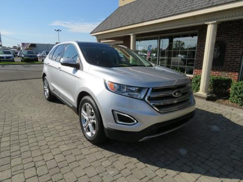 2015 Ford Edge for sale in Bowling Green, OH