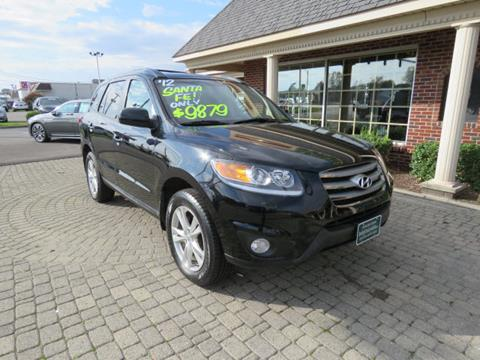 2012 Hyundai Santa Fe for sale in Bowling Green, OH