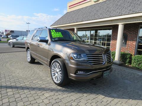 2015 Lincoln Navigator for sale in Bowling Green, OH