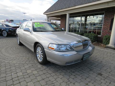 Lincoln town car for sale carsforsale 2004 lincoln town car for sale in bowling green oh sciox Image collections