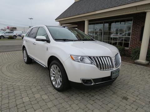 2015 Lincoln MKX for sale in Bowling Green, OH