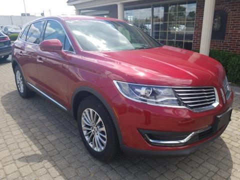 2018 Lincoln MKX for sale in Bowling Green, OH