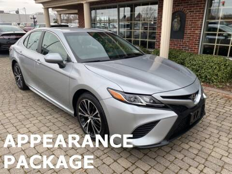 2018 Toyota Camry L for sale at Bowling Green Lincoln Auto Sales in Bowling Green OH