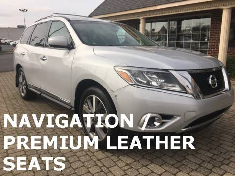 2013 Nissan Pathfinder for sale at Bowling Green Lincoln Auto Sales in Bowling Green OH