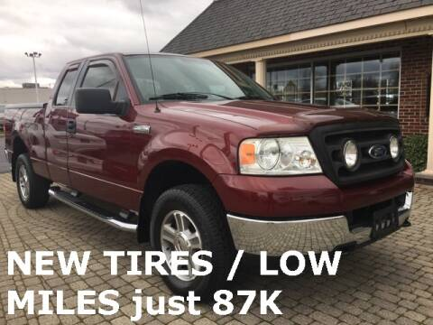 2005 Ford F-150 for sale at Bowling Green Lincoln Auto Sales in Bowling Green OH